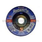 "Abracs Phoenix II  Metal Grinding Discs 4.5"" (115mm) Pack of 25"